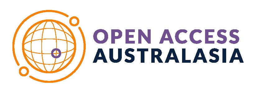 open access australasia logo